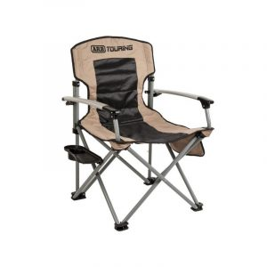 ARB Camping Chair With Table 1 - Bonfire Vans